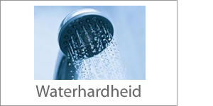 Waterhardheid in Maasmechelen