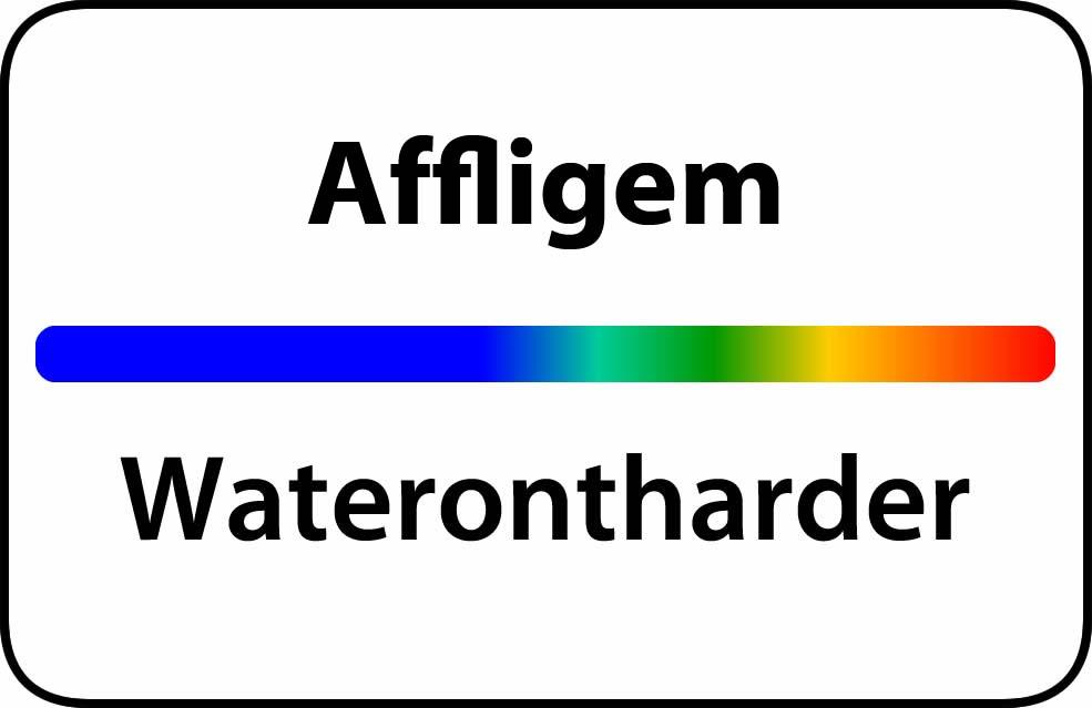 Waterontharder Affligem
