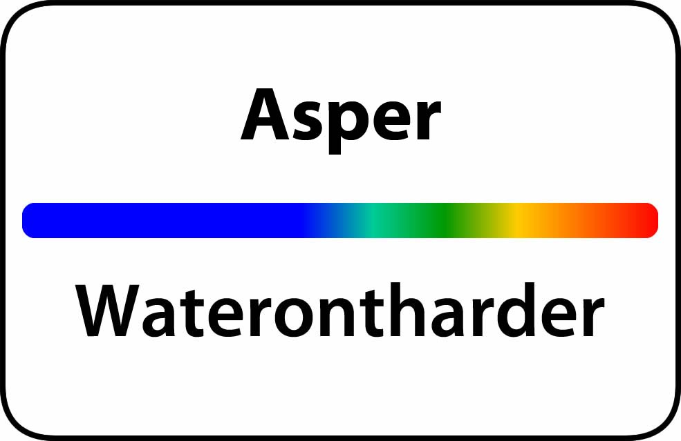 Waterontharder Asper