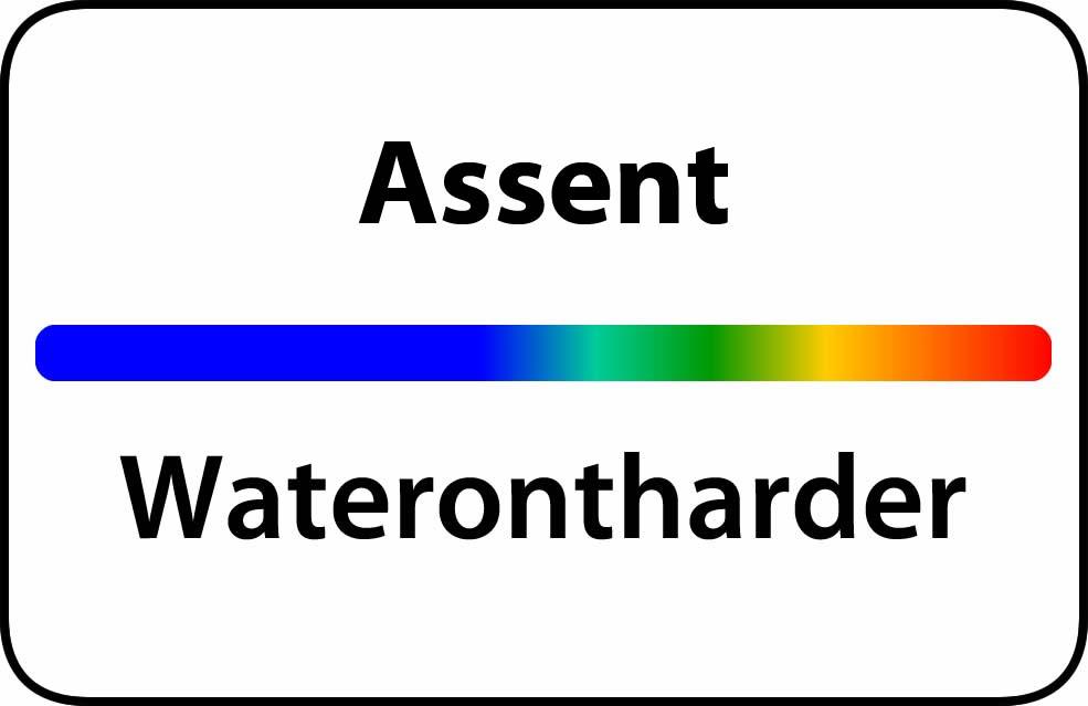Waterontharder Assent