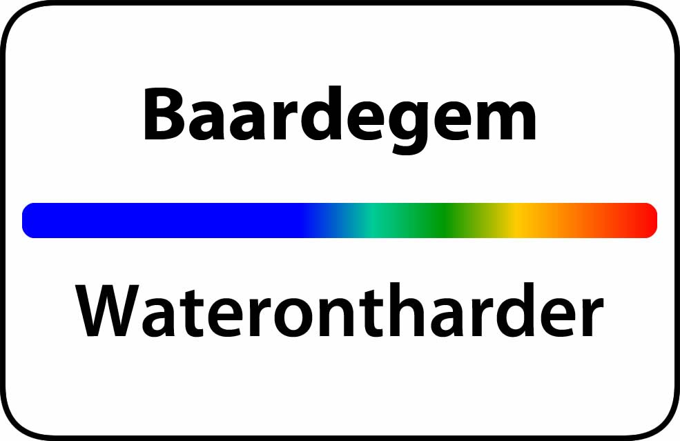 Waterontharder Baardegem
