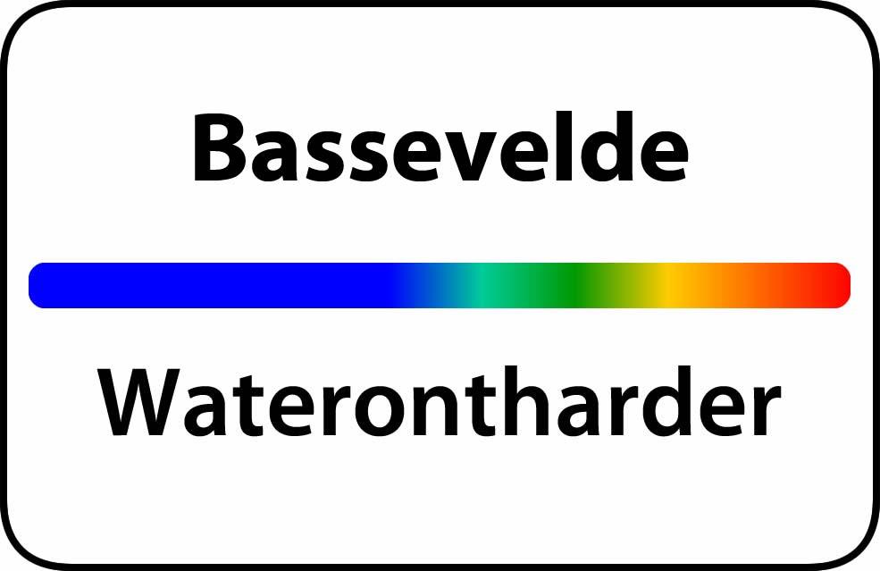 Waterontharder Bassevelde