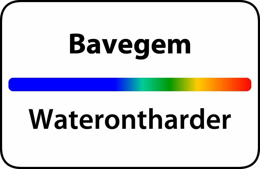 Waterontharder Bavegem