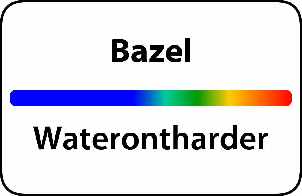 Waterontharder Bazel