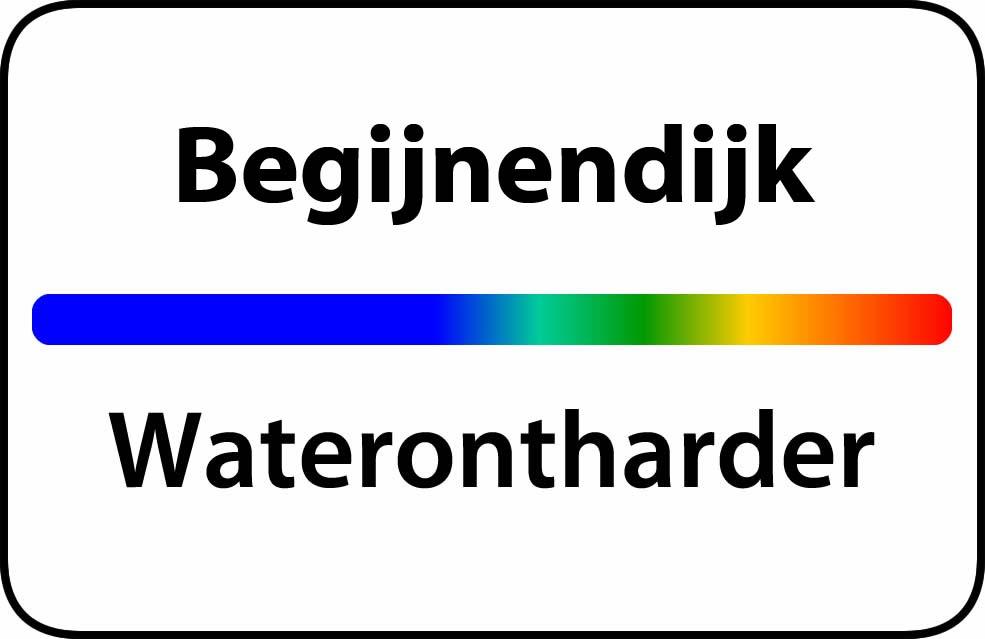 Waterontharder Begijnendijk