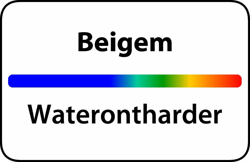 Waterontharder Beigem