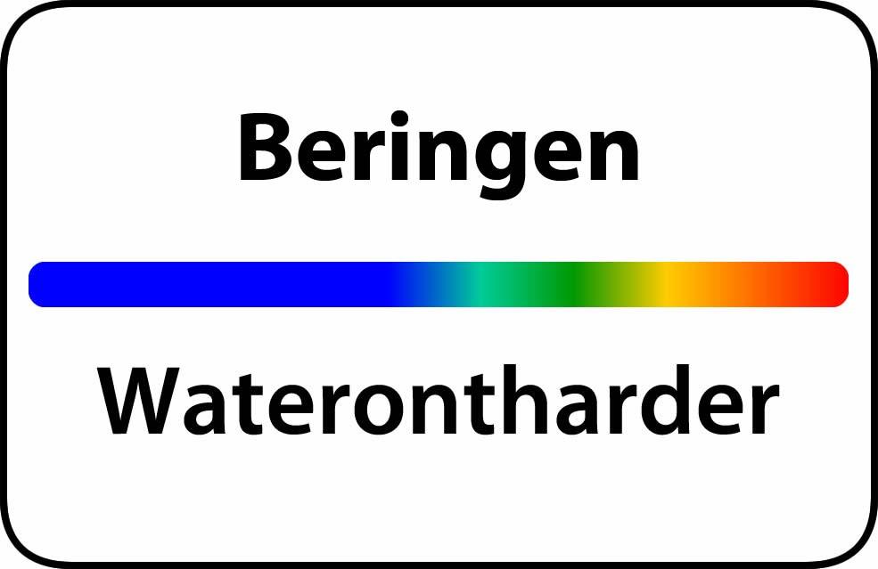 Waterontharder Beringen
