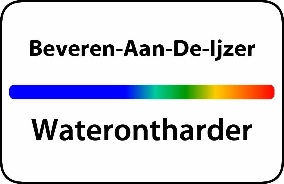 Waterontharder Beveren-Aan-De-Ijzer