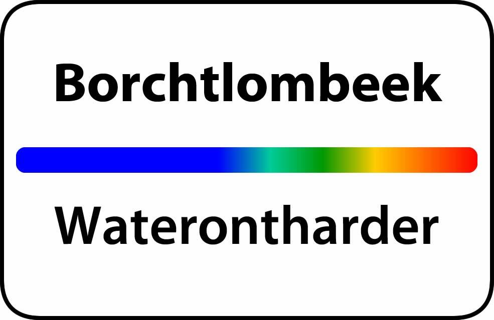 Waterontharder Borchtlombeek