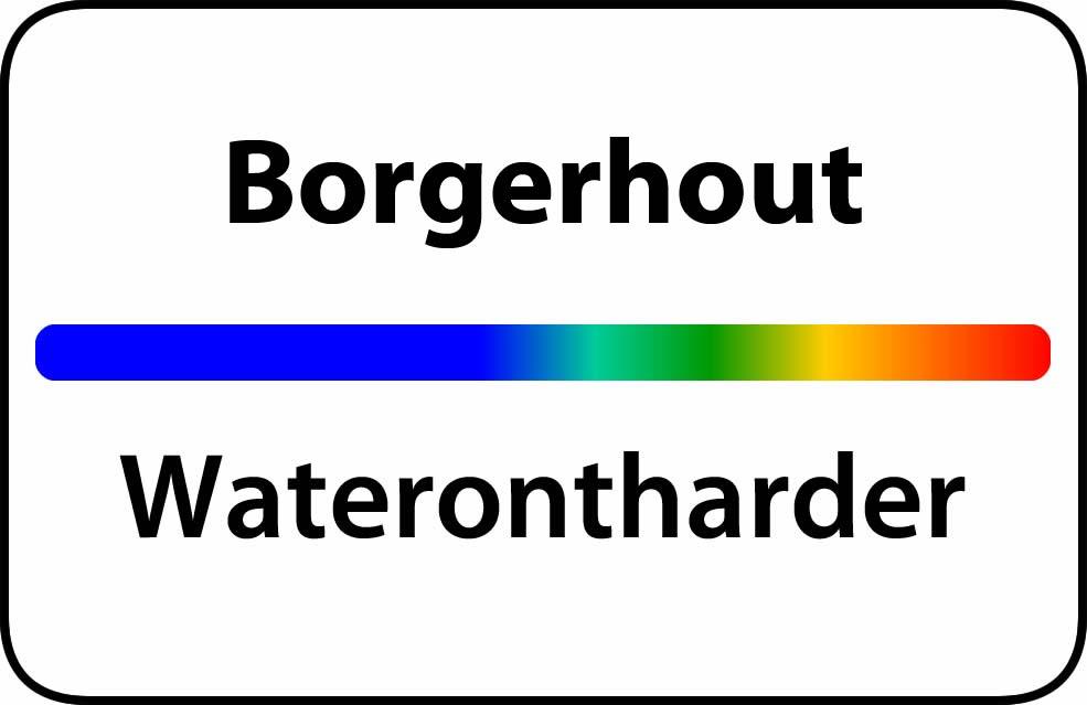Waterontharder Borgerhout