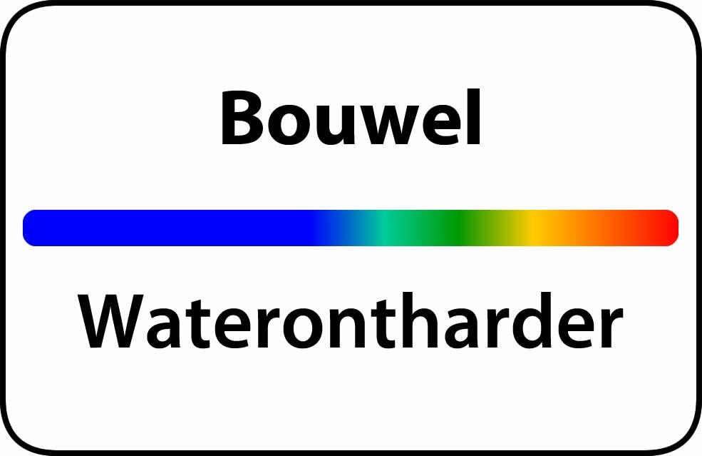 Waterontharder Bouwel