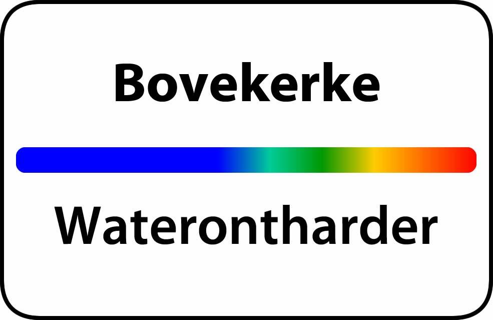 Waterontharder Bovekerke