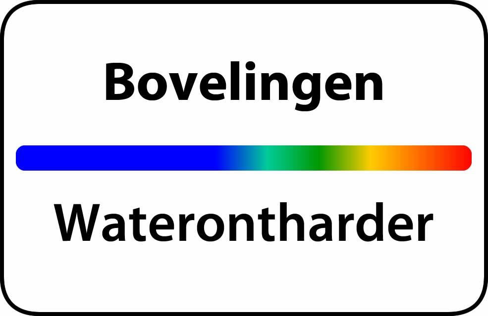 Waterontharder Bovelingen