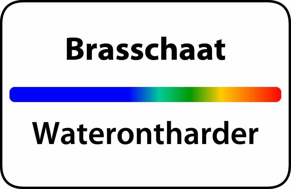 Waterontharder Brasschaat