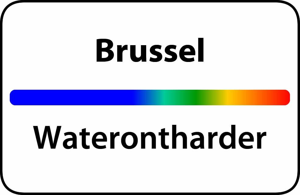 Waterontharder Brussel prijs