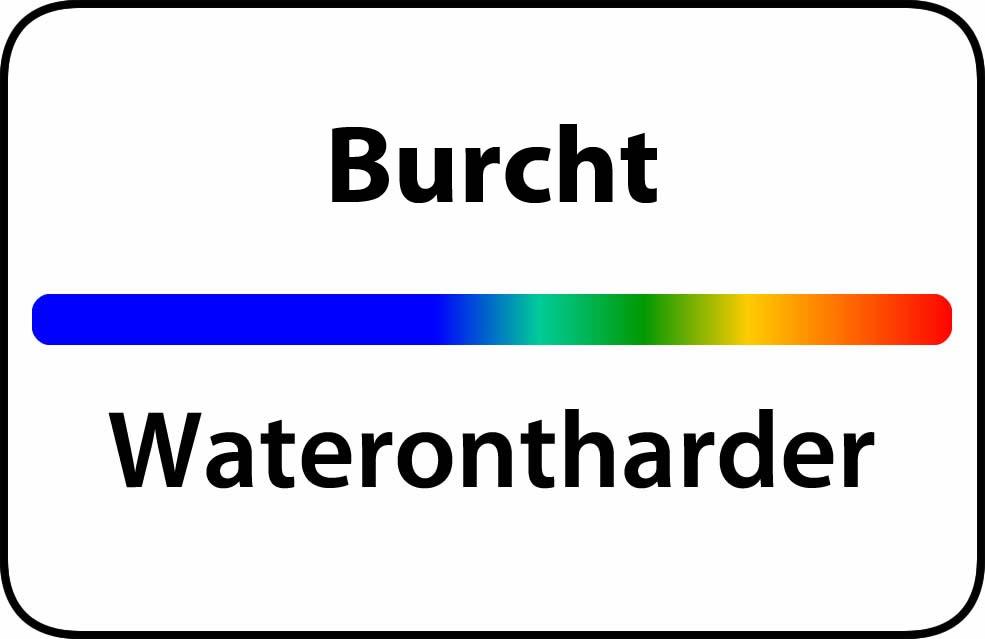 Waterontharder Burcht