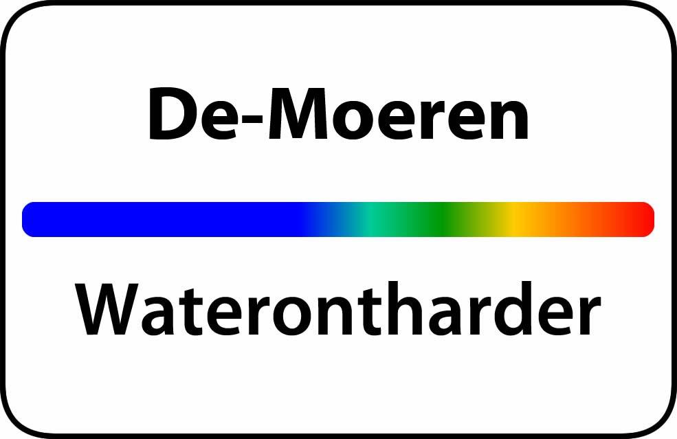Waterontharder De Moeren