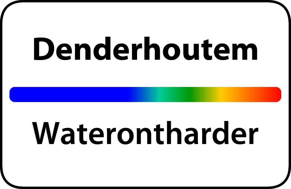 Waterontharder Denderhoutem