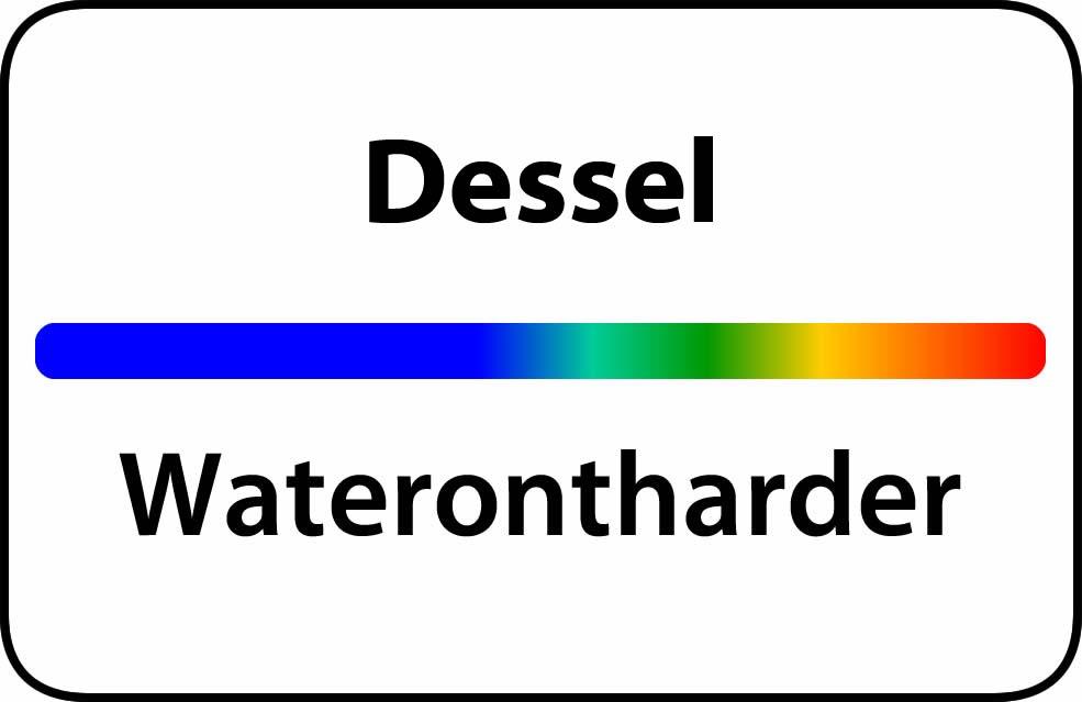 Waterontharder Dessel