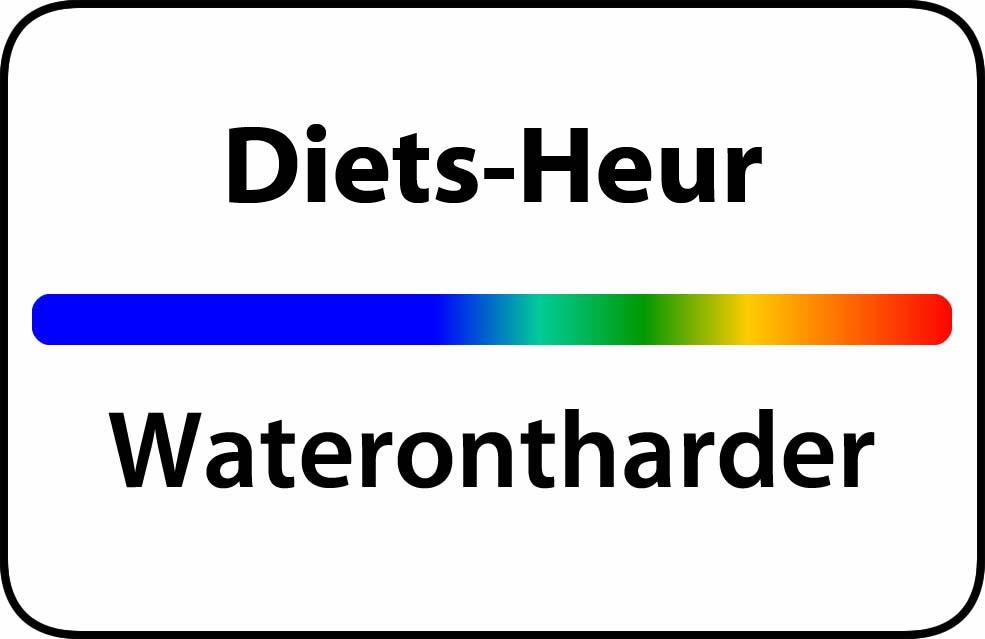 Waterontharder Diets-Heur