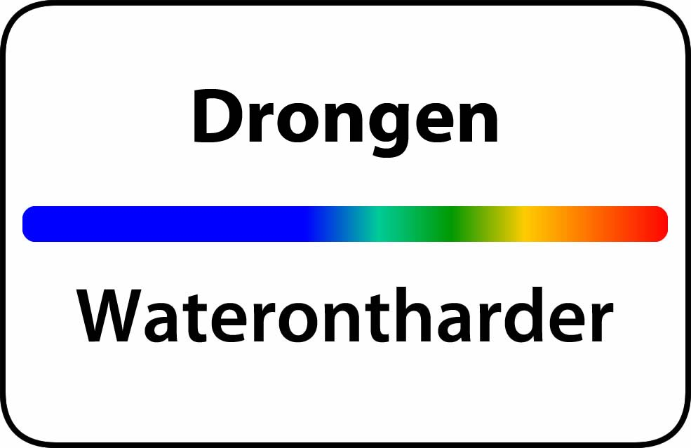 Waterontharder Drongen