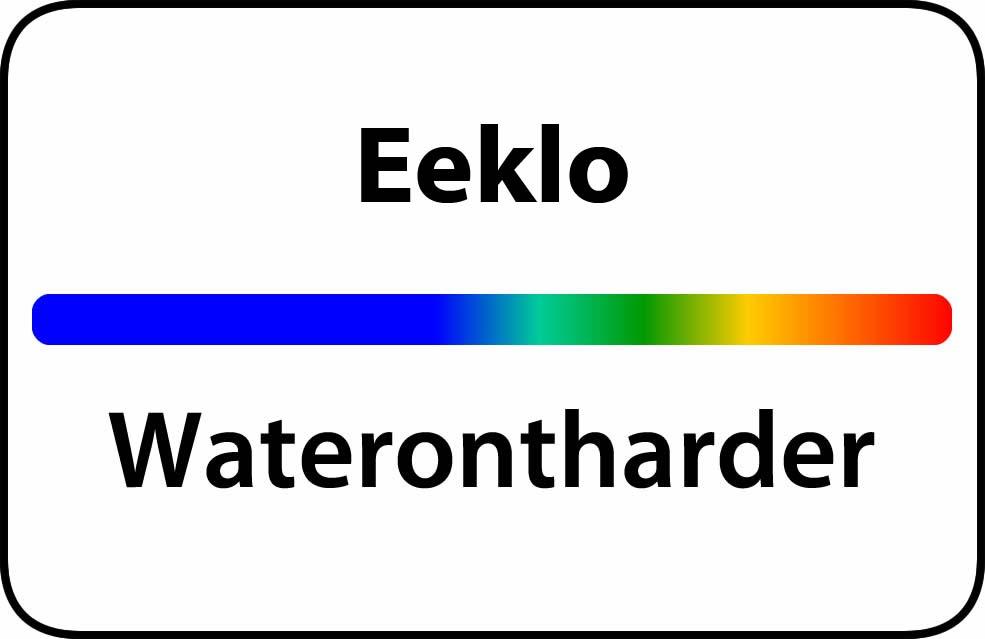 Waterontharder Eeklo