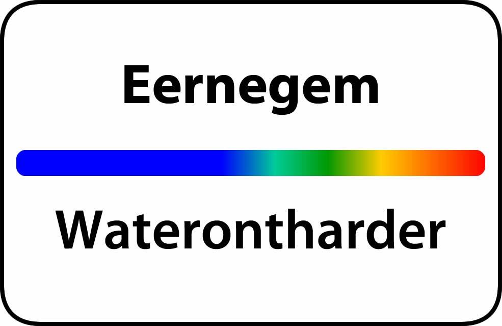 Waterontharder Eernegem