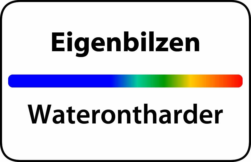Waterontharder Eigenbilzen