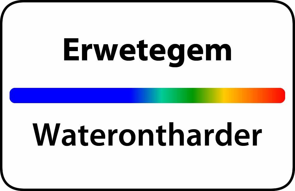 Waterontharder Erwetegem