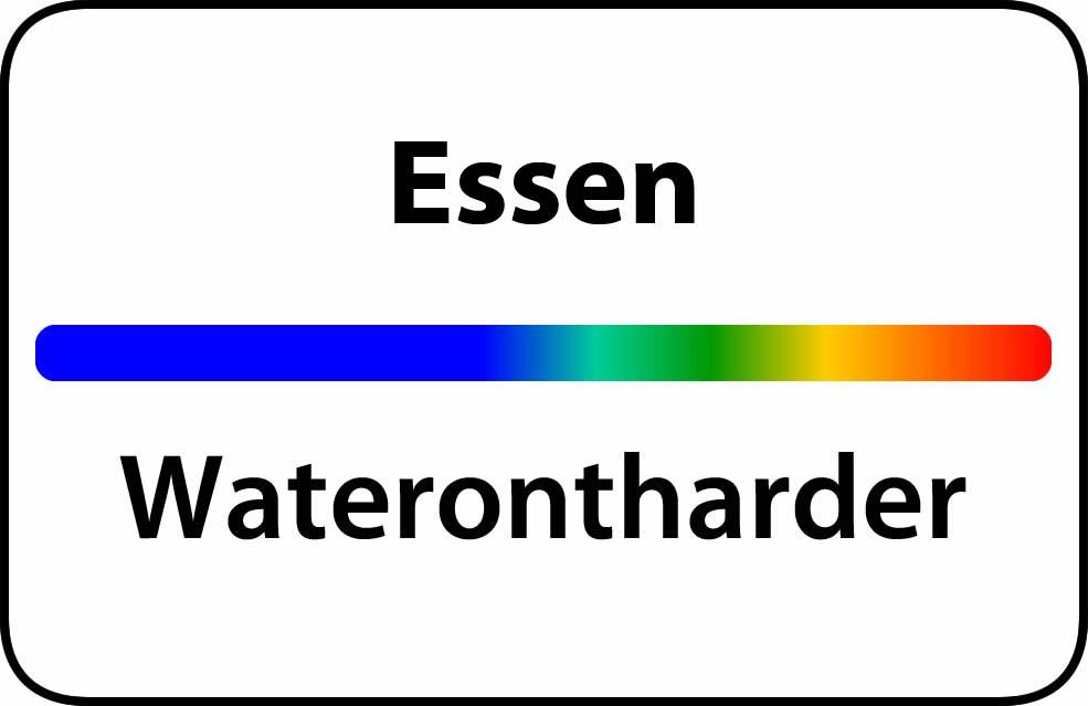 Waterontharder Essen
