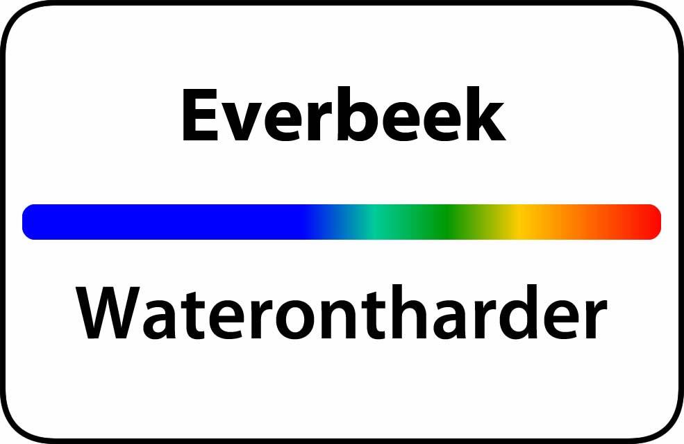 Waterontharder Everbeek