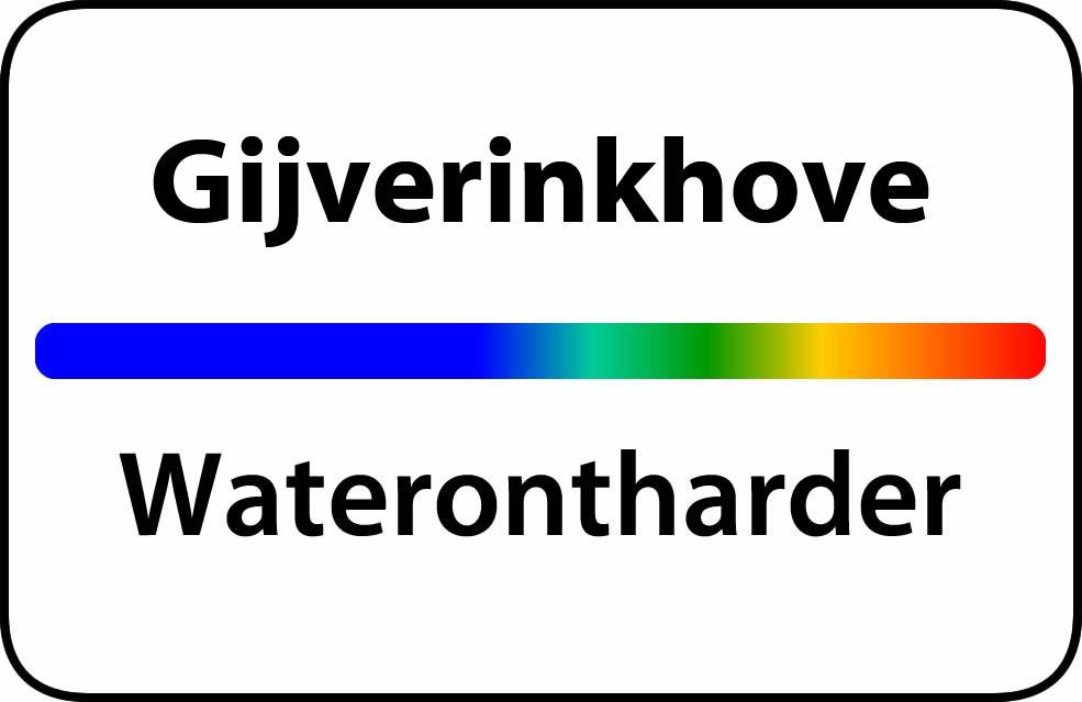 Waterontharder Gijverinkhove