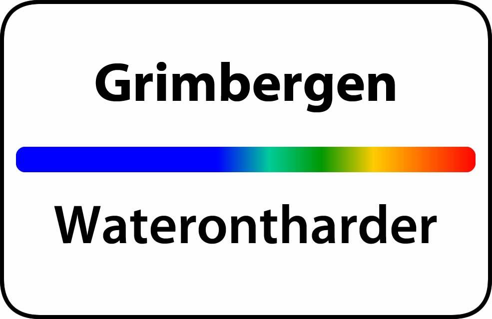 Waterontharder Grimbergen