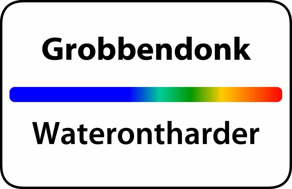 Waterontharder Grobbendonk