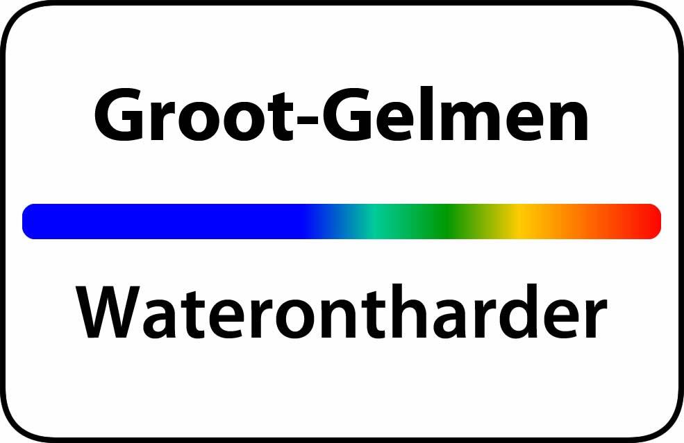 Waterontharder Groot-Gelmen