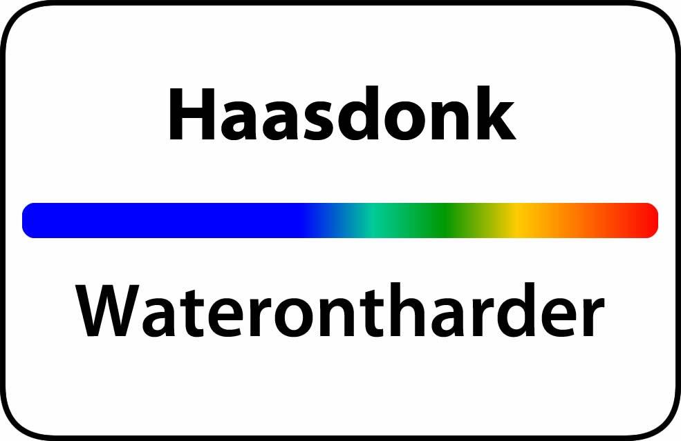 Waterontharder Haasdonk