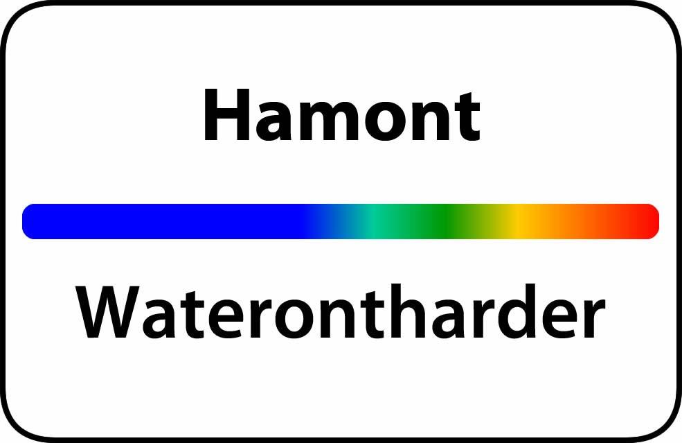 Waterontharder Hamont