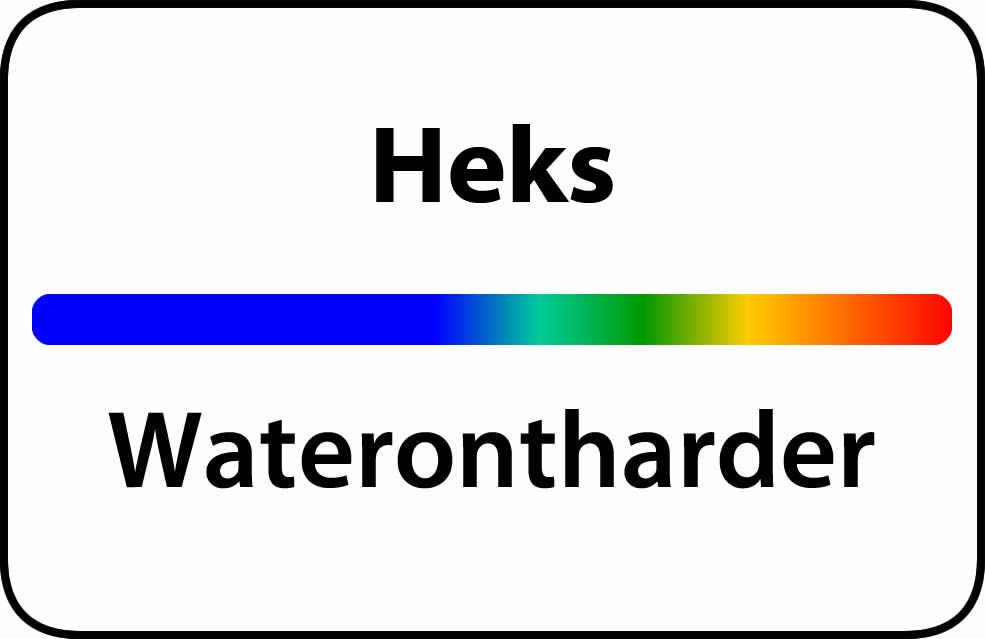 Waterontharder Heks