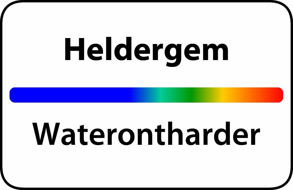 Waterontharder Heldergem