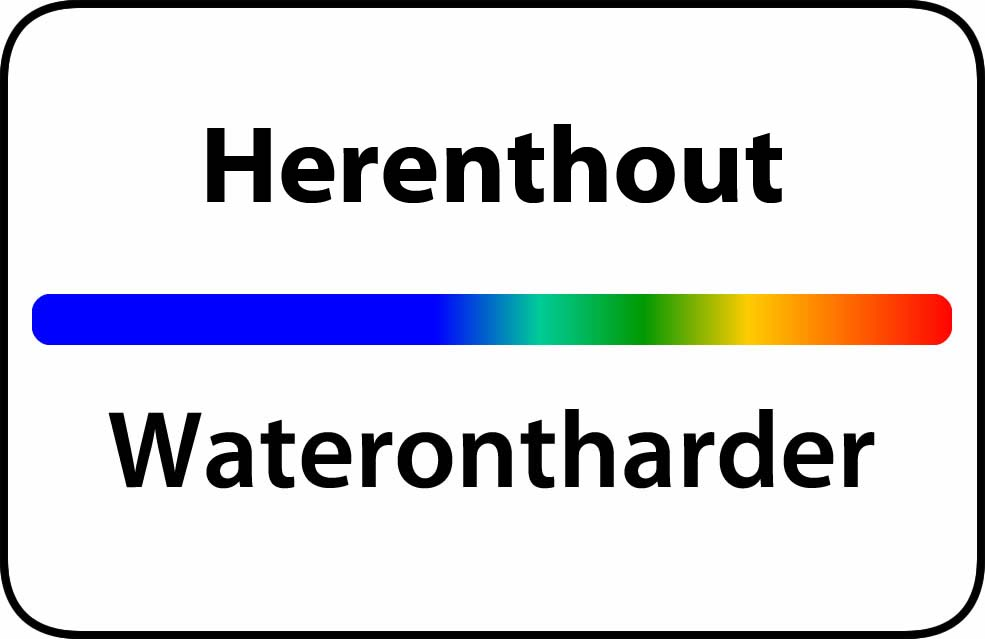 Waterontharder Herenthout