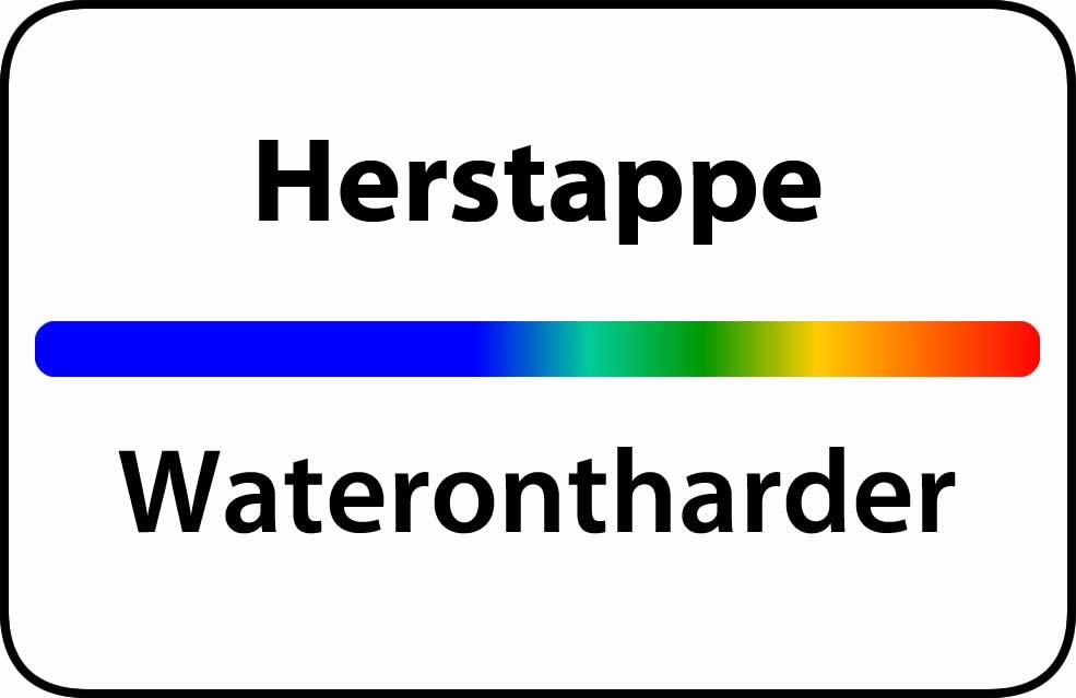 Waterontharder Herstappe