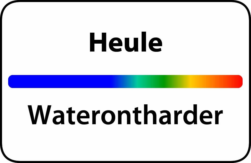 Waterontharder Heule