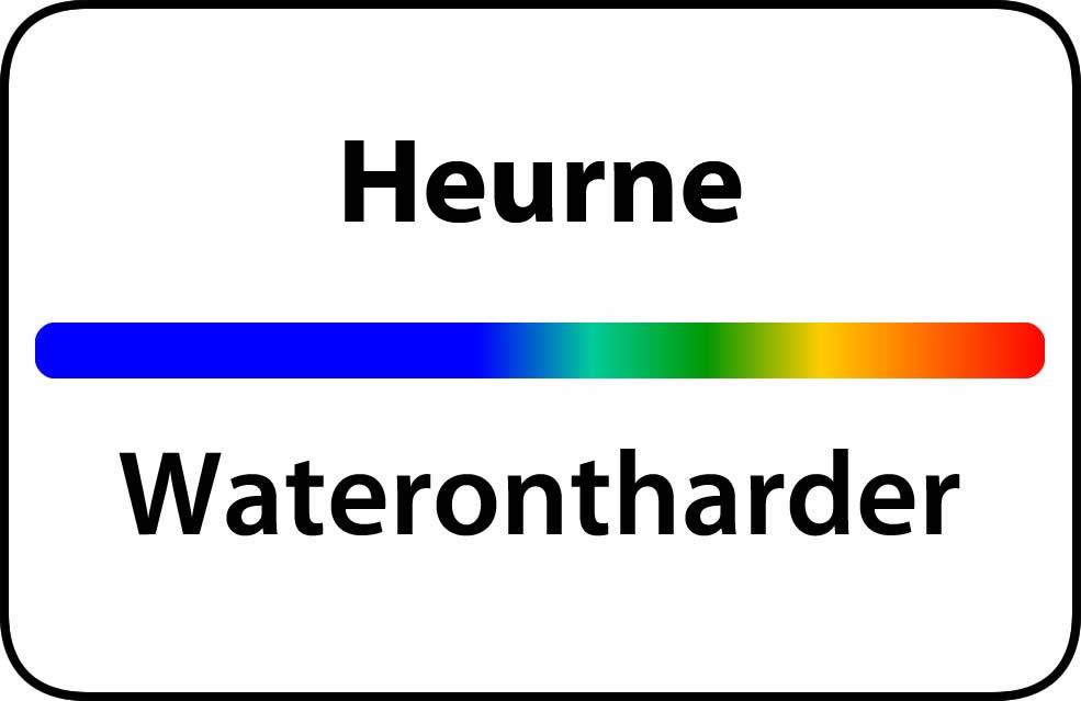 Waterontharder Heurne