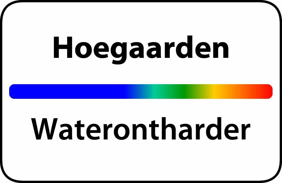 Waterontharder Hoegaarden