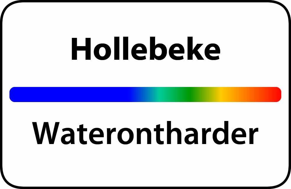 Waterontharder Hollebeke