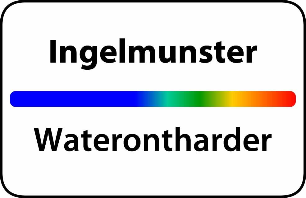 Waterontharder Ingelmunster
