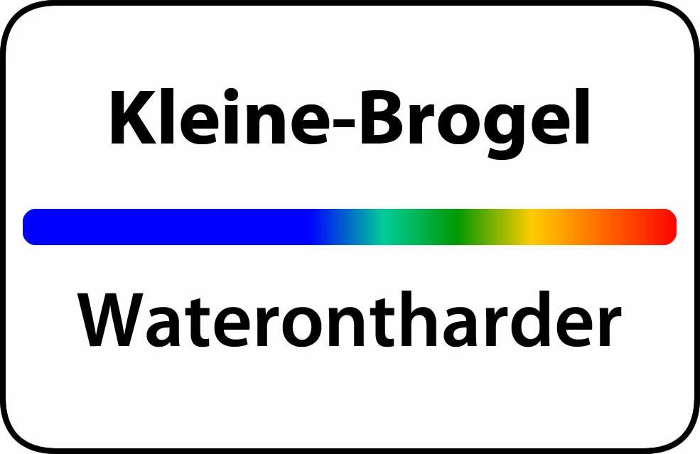 Waterontharder Kleine-Brogel