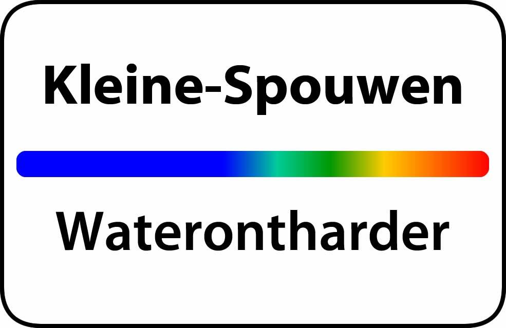 Waterontharder Kleine-Spouwen