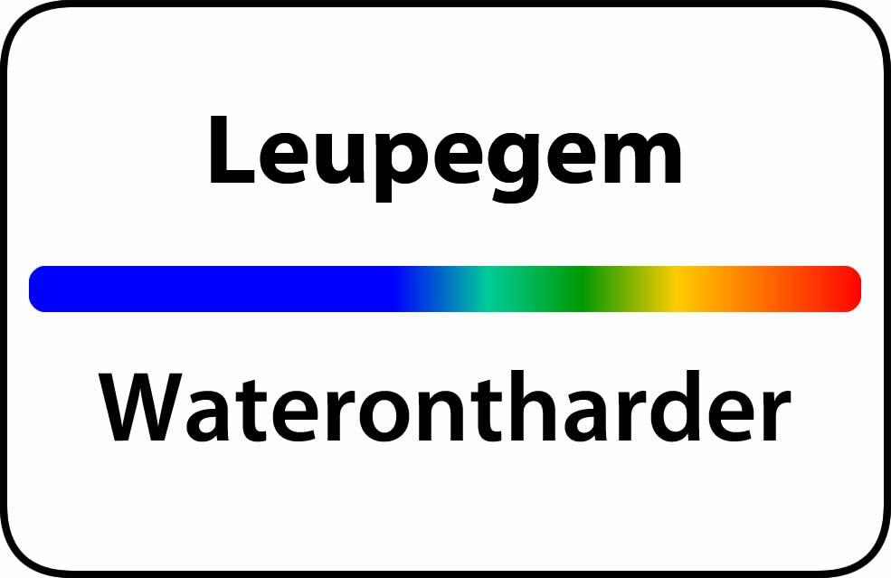 Waterontharder Leupegem
