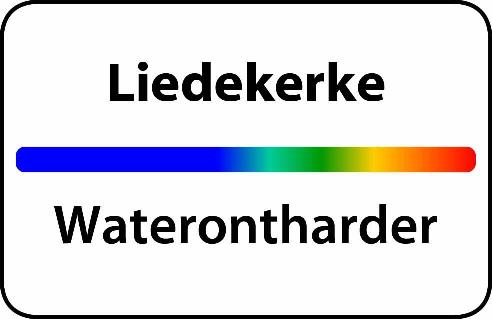 Waterontharder Liedekerke